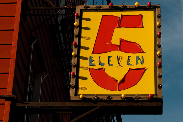 5 Eleven Lorimer Deli, Williamsburg, 16 Jan 2012.