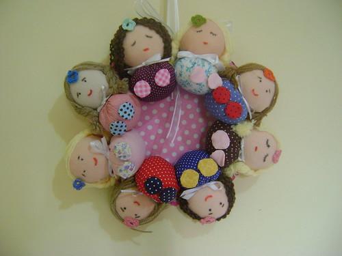 Porta de Maternidade by Sweet by Carla