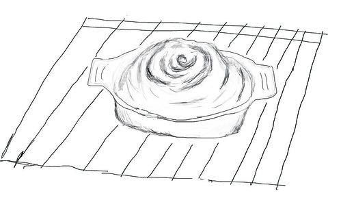 21st Amendment Fireside Chat Cinnamon Roll