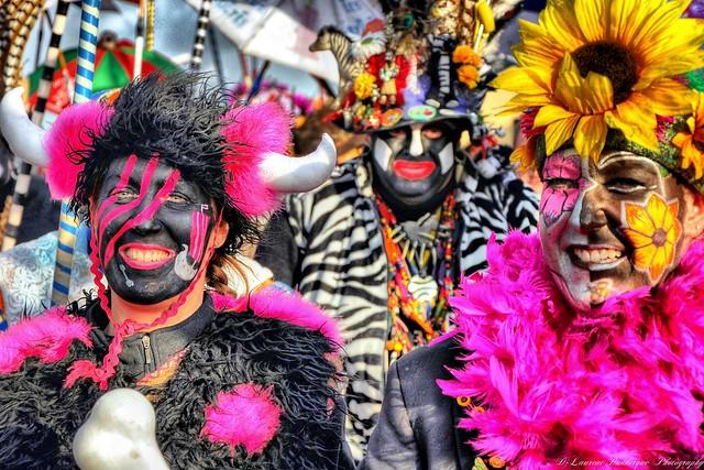 Carnaval de Dunkerque – le tournesol !