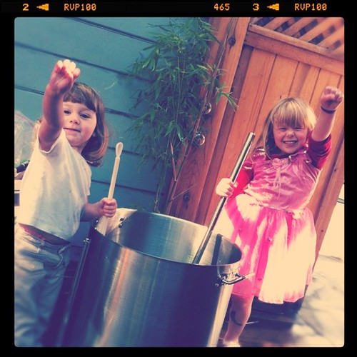 Brewing Princesses