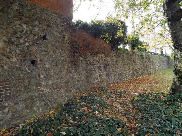 Roman Wall, Camulodunum (Roman Colchester)