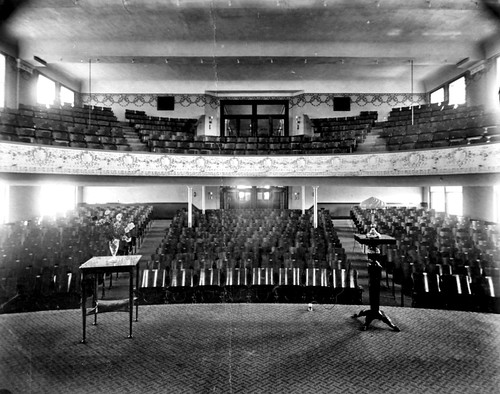 Carthage High School auditorium