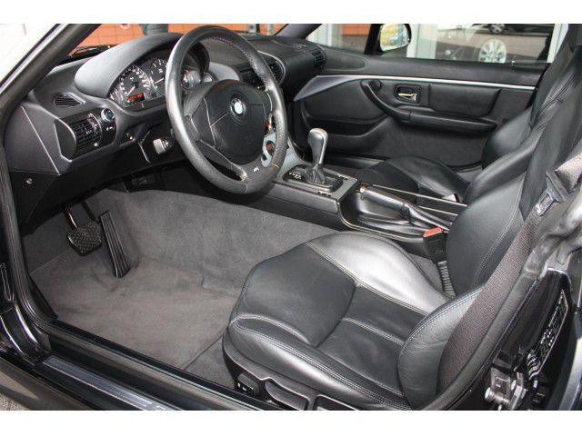 2002 BMW Z3 Coupe | Jet Black | Black | Brushed Aluminum