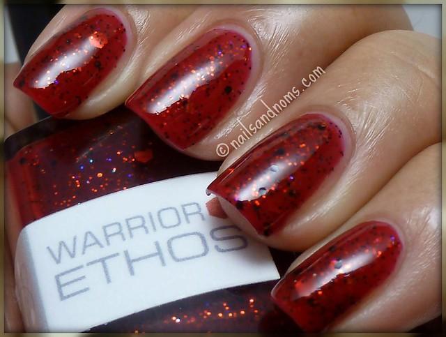 NerdLacquer - Warrior Ethos