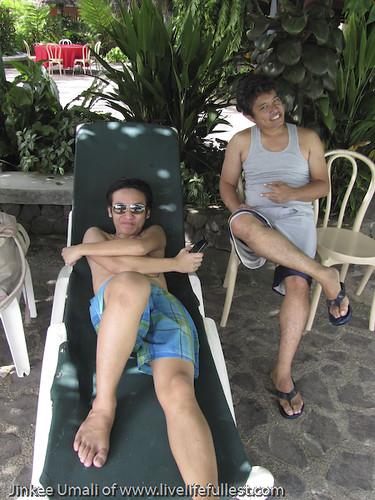 Villa Escudero Swimming Pool