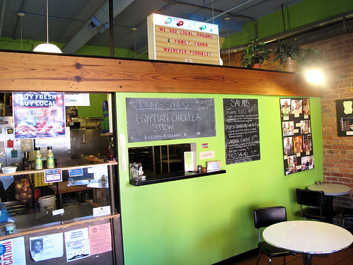 Maggie's Vegetarian Cafe