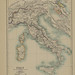 Map page of Section LXIII Italy in the Lombard Period A.D 568-774 from Part X of Historical atlas of modern Europe from the decline of the Roman empire : comprising also maps of parts of Asia and of the New world connected with European history