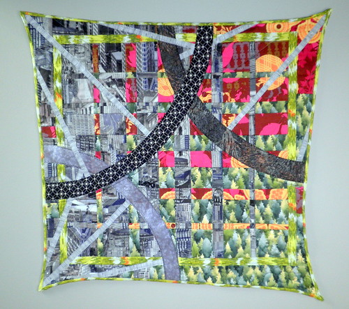 Project QUILTING - Making Music Challenge - Bicycle Race