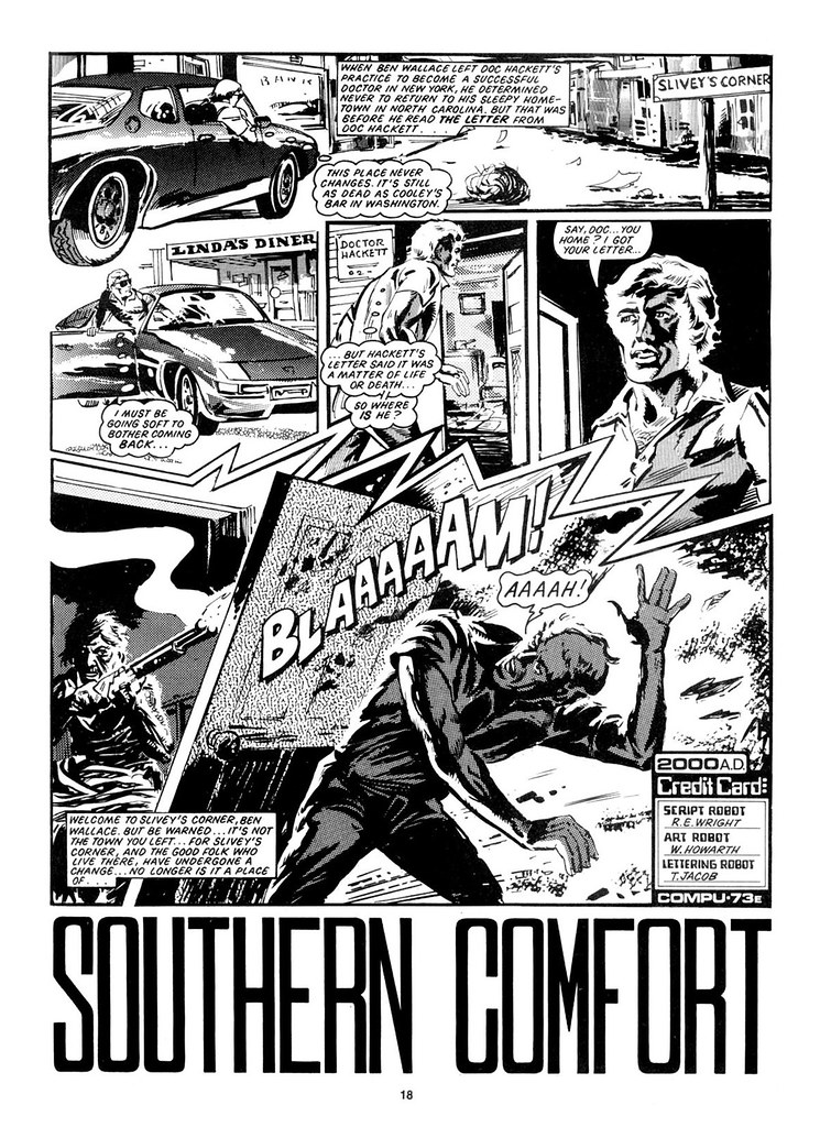 Southern Comfort Page 1