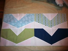Blocks for Grace do. Good stitches