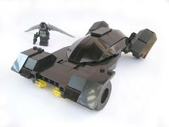 Batmobille 2025