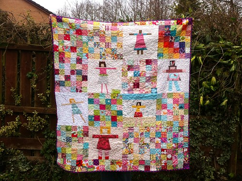 do Good Stitches Joy Quilt