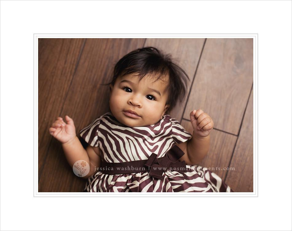 Saratoga baby photography