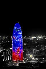 Barcelona - Torre Agbar - Explore 31/01/2012