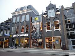 McDonald's Dordrecht Bagijnhof 10-12 (The Netherlands)