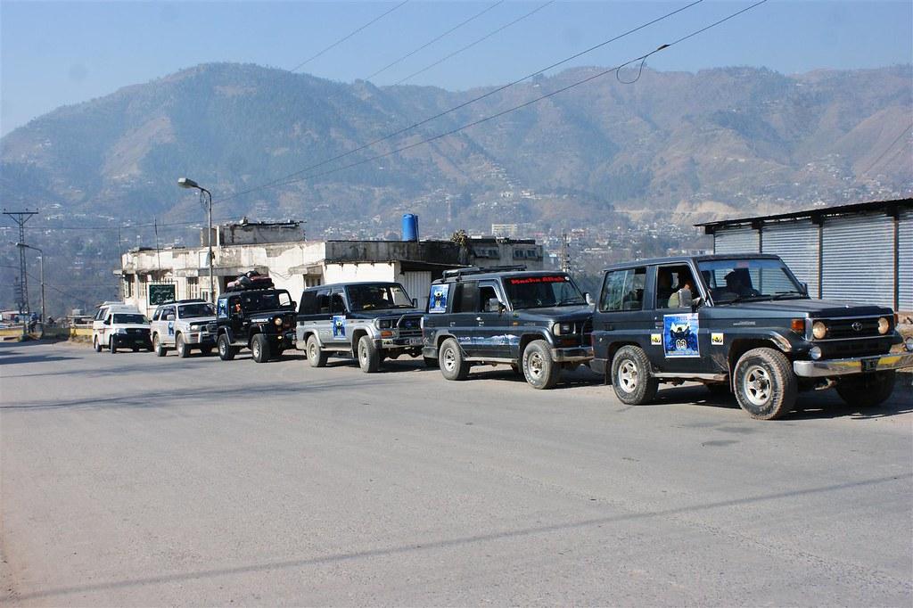 Muzaffarabad Jeep Club Snow Cross 2012 - 6796499289 80228395f4 b