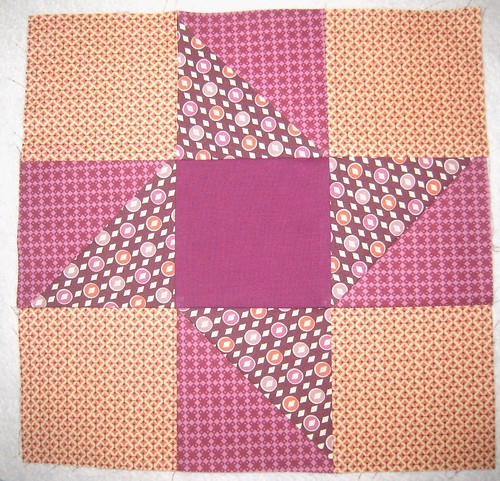 Friendship Star for Janice ~Bee Happy January 2012