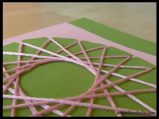Pink Spirelli Close-Up