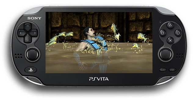 Mortal Kombat for PS Vita: Fatality