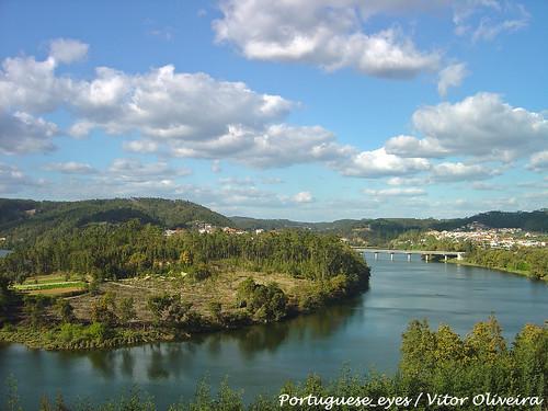 Rio Mondego - Portugal