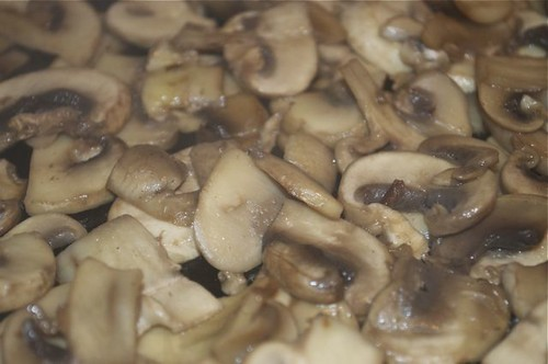 mushrooms cooking 2