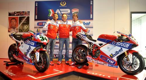 Althea Ducati Racing Team