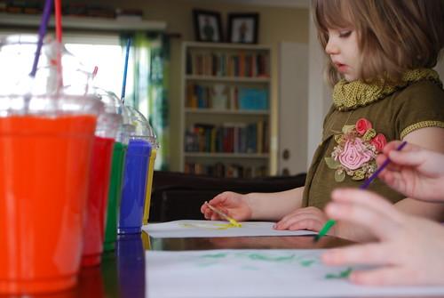 les petits artistes