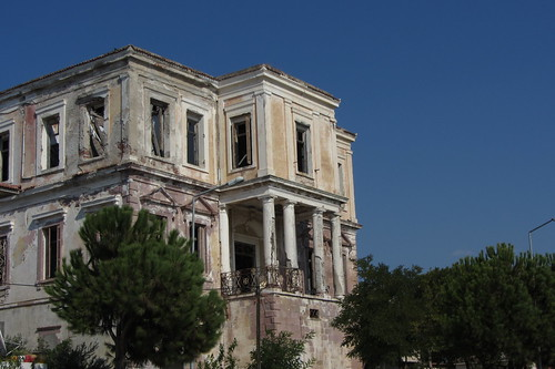 Burhaniye day 2 (Ayvalik): old house (1)