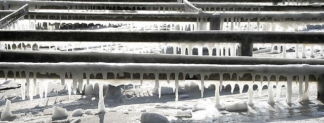 odessa in snow
