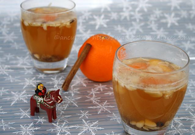 foto glogi glogg bevanda natalizia finlandese svedese
