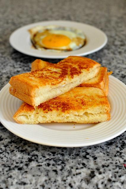 Kaya Toast | Coconut Jam