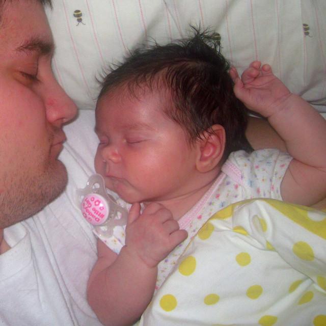 Sleeping Britt