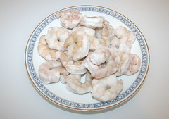 02 - Zutat King Prawns / Ingredient king prawns