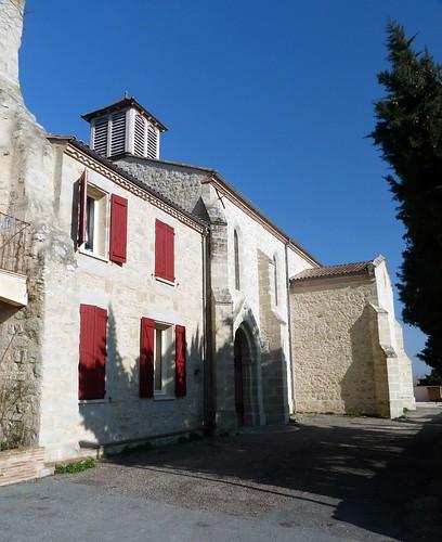 Hautesvignes - L'Eglise Saint Etienne-de-Bernac 01