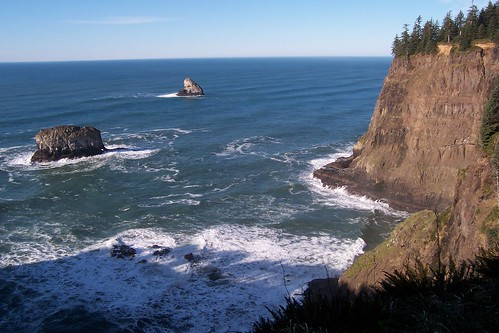Pacific Coast in Feb. 2012