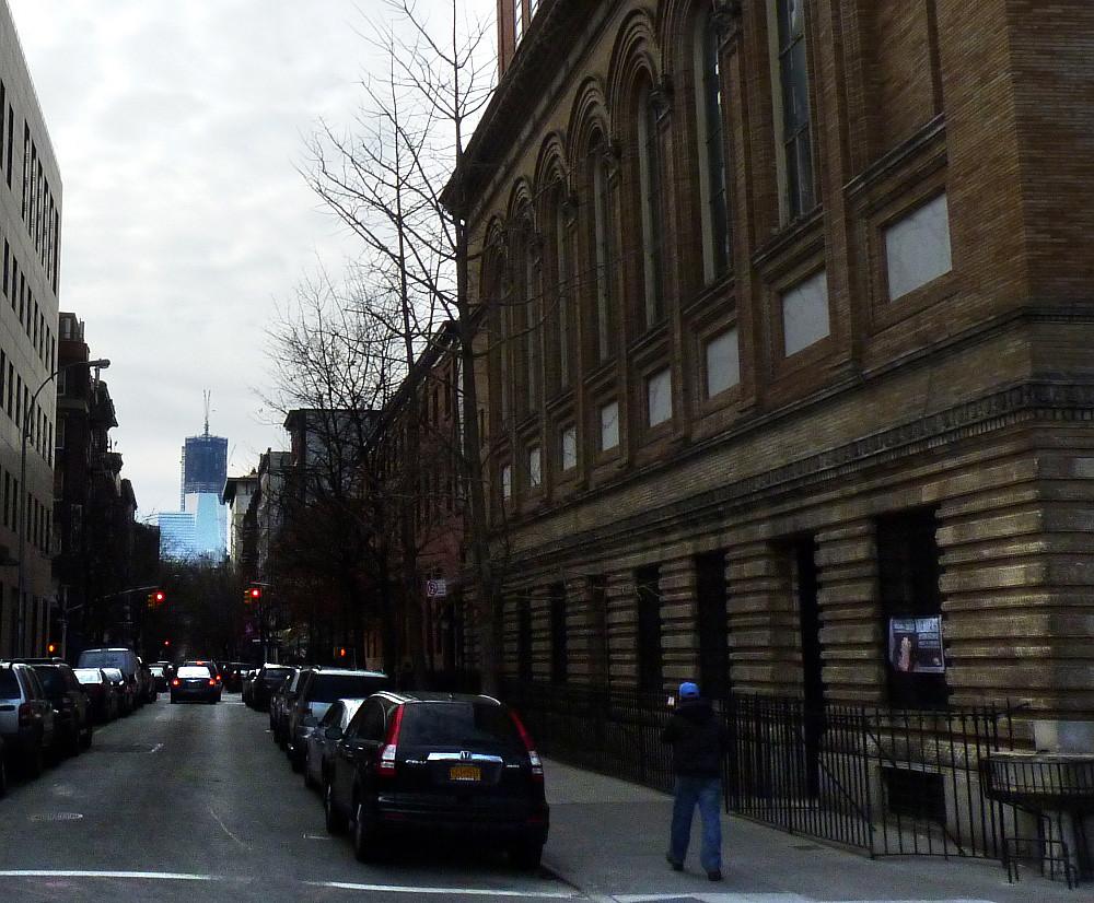 WTC1 Thompson Street