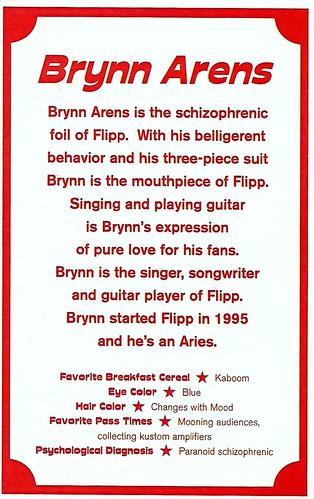 Flipp Lunch Box Brynn Card Back