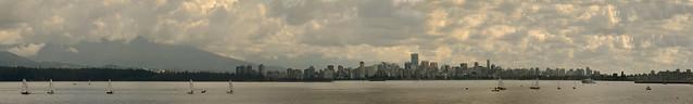 Vancouver Panorama 5