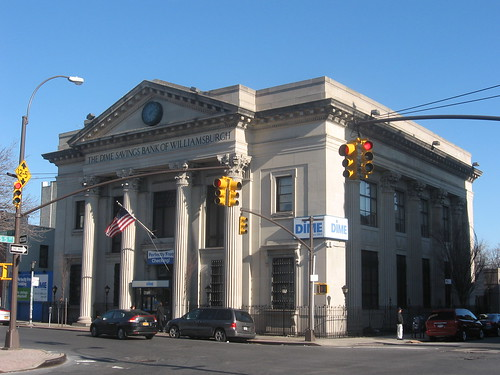 Dime Savings Bank of Willliamsburgh, Williamsburg