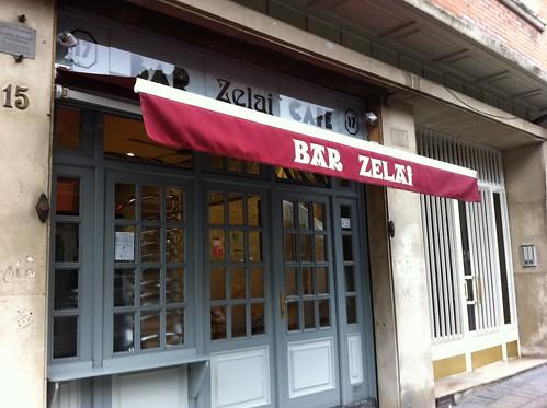 BAR ZELAI BILBAO by LaVisitaComunicacion