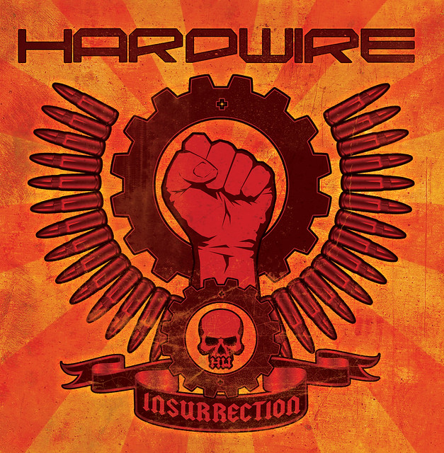 Insurrection Album Cover