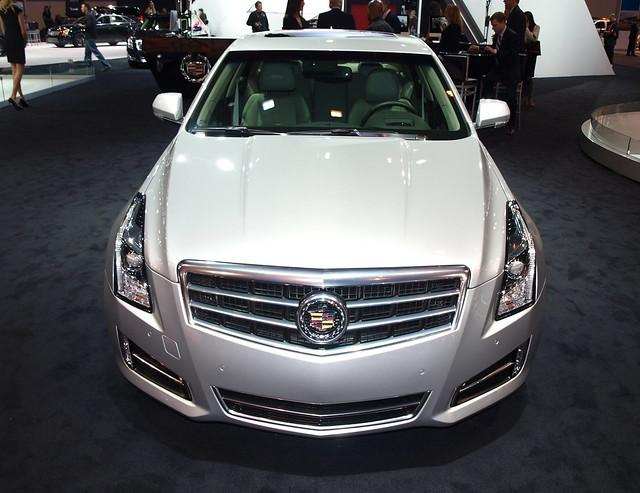 2013 Cadillac ATS 6