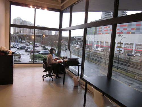 Innovating the Coworking Space