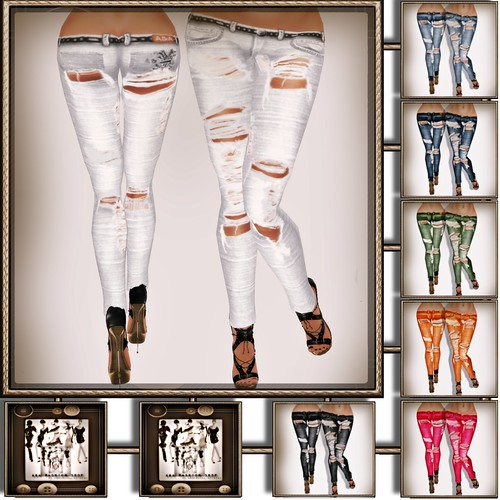 A&A Fashion Jeams Jeans