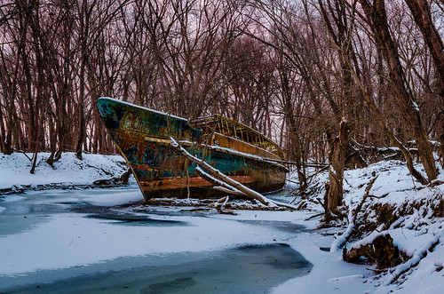old sunset nature river boat frozen woods pittsburgh ship unitedstates kentucky cincinnati petersburg foret abundance ohioriver ghostship