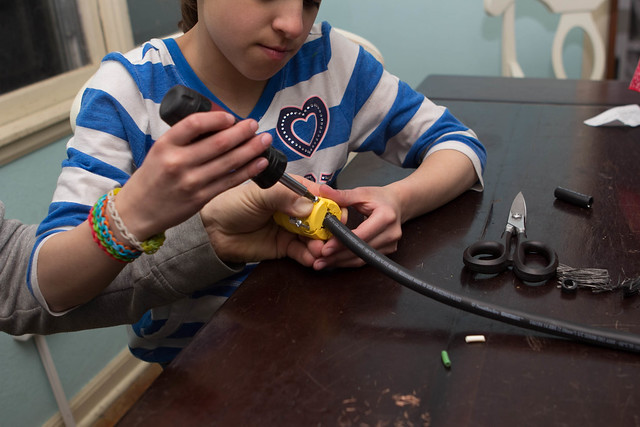 Annie's How to Make an Extension Cord 4-H Presentation