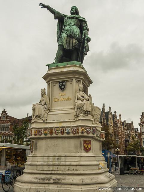 Estatua de Jacob van Artevelde