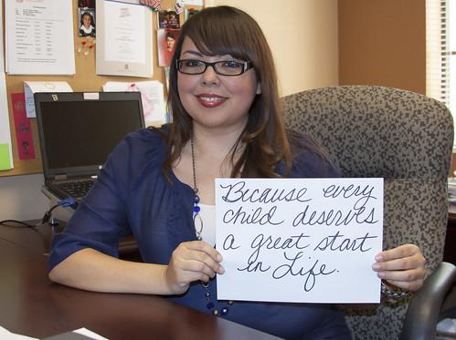 Cecilia Gutierrez-Mayes, Regional Manager - Parenting Arizona, A Program of CPLC