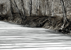 Frozen, Patapsco Valley State Park, Maryland